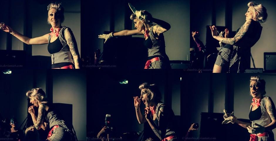 Photo: Patrik Petroff. Halloween Party 2012