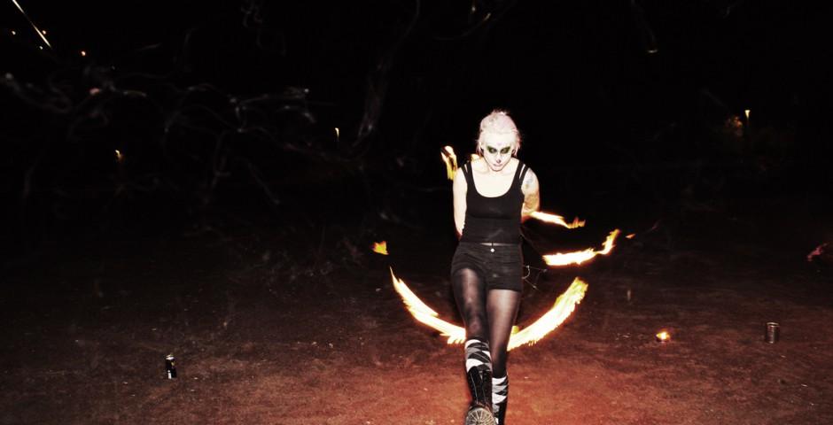 Photo: Therese Kockum, Jungeltrumman. Dia dos Muertos -Gbg Halloween Party 2013
