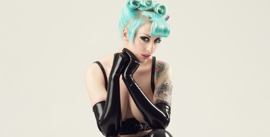 Photo: Joakhim Karlsson Makeup, hair and styling kwipi