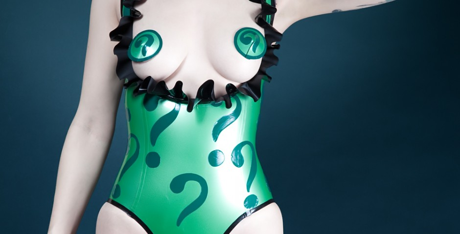 Photo: TzR Latex: Christian Gschweng Makeup, hair and styling: Kwipi