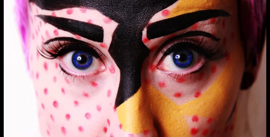 Photo and makeup: Pernilla Strand